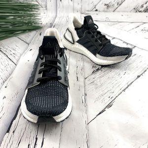 "Like new! Adidas Ultraboost 19 ""Oreo"" women's shoes Size 7.5"